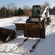 2001 Bobcat 873G Turbo Skid Steer