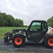 BOBCAT V518 TELESCOPIC FORKLIFT / TELEHANDLER ENCLOSED CAB CHEAP SHIPPING RATES