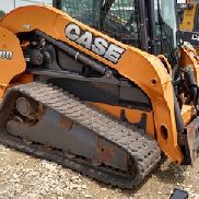 2015 Case TV380-T4F Multi Terrain Loader