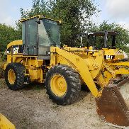 2004 CATERPILLAR 924GZ RADLADER CAT FRONT END LOADER 310G 580M 580L 416D