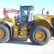 2014 Kawasaki 95Z7 Wheel Loader Wheel Loaders