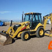 2013 Cat 420F Backhoe Loader Caterpillar backhoe Cab AC/Heat We Finance! TEXAS