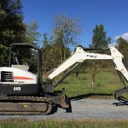 2012 BOBCAT E45 ZTS EXCAVATOR KUBOTA DIESEL THUMB CLEAN! LOW COST SHIPPING RATES
