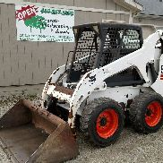2005 Bobcat S175 Skid Steer Loader 1434 Hours