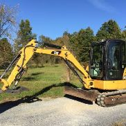 2012 CATERPILLAR 303.5 E MINI ESCAVATORE CATTIVATO CAT LOW COST SHIPPING RATES