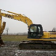 2006 Kobelco SK210, mechanical thumb, auxiliary hydraulics, JRB QC, NICE MACHINE