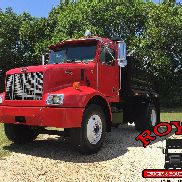 2004 Peterbilt 330 Single Axle Dump Truck