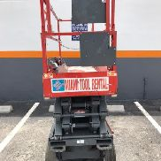 2013 SKYJACK 26' ELECTRIC SCISSOR LIFT SJIII3226