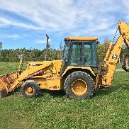 1996 John Deere 310D Backhoe Loader