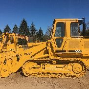 Caterpillar Cat 953 Laderaupe Planierraupe