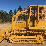 Caterpillar D3B Dozer w/ Forestry Package Winch