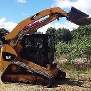 GENUINE CATERPILLAR 289C COMPACT TRACK LOADER