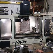 HAAS VF3 CNC MACHINING CENTER w/ 4th Axis rotory table