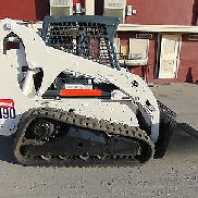 2011 BOBCAT T-190 TURBO - BRAND NEW TRACKS HEUTE - NEW WANNE - KUBOTA DIESEL