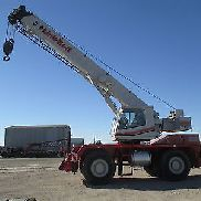 2009 Link-Belt RTC8030 II Rough Terrain Crane Rough Terrain