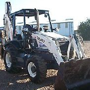 2011 Terex 760B Backhoe Loader Backhoe Loaders