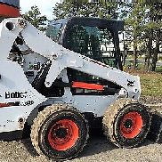 BOBCAT S650 Radladers HEATED AC CAB LOW HOURS WANNE