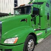 2013 Kenworth T660 - Unit# 364322 Truck Tractors