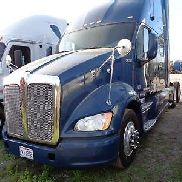 2012 Kenworth T700 - Unit# CJ309211 Truck Tractors