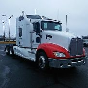 2012 Kenworth T660 - Unit# CJ298086 Truck Tractors