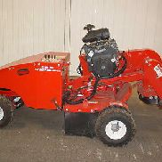 Used Morbark G42 Stump Grinder; 2011 Model, 27 HP
