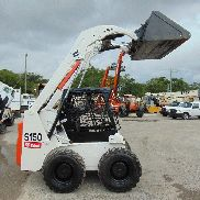 2006 BOBCAT S-150 RADLADER - KEYLESS SECURITY -