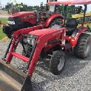 2013 Mahindra 3016 HST Utility Tractors