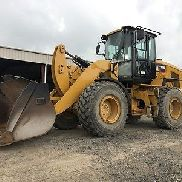 2012 Caterpillar 930K Wheel Loader 4x4 Full Cab AC / Heat Rubber Tire Cat Diesel