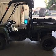 2013 John Deere XUV 825I GREEN ATV & Gators