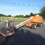 2004 JLG 400S Manlift, Dual Fuel, Low Hours, Low Ground Pressure Tires, 4WD!!!!!