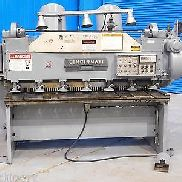 "3/16"" x 6' Cincinnati Model 1406R Power Shear, S/N 35606"