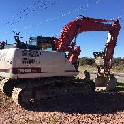 2016 Link Belt 160X3 NO DEF, Long Arm, Aux Hydraulics, Hydraulic Thumb 300 HOURS