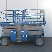 2005 GENIE GS4390RT Lifts - Scissor