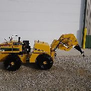 1997 Vermeer LM25 Vibratory Tropfen Plow Ditch Witch 410SX 298 Stunden
