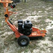 Stump Grinder Kohler Command Pro Motor 14hp