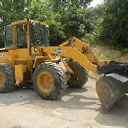 1992 Kawasaki 60Z II Wheel Loaders