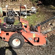 Ditch Witch 2011 RT12 Walk Behind Trencher