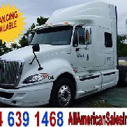 2012 International Prostar plus Eagle MaxxForce Diesel Semi Traktor