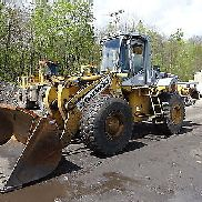 Daewoo MEGA 300 Radlader RUNS MINT! VIDEO! 5 YD BUCKET DSL MOTOR