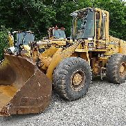 CASE 721B Wheel Loader RUNS AND OPERATES WELL LOW HOURS! CUMMINS DSL 721