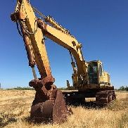 1990 Caterpillar 245B Series II Hydraulic Excavator, New Overhaul, 360hp