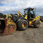 2006 John Deere 544J LOW HOURS! FRESH RUBBER RUNS EXC. SNOW MACHINE 544