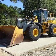 2011 JOHN DEERE 744K WHEEL LOADER