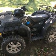 2009 Polaris Sportsman 850 XP ATV e Gator