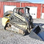 2011 NEW HOLLAND C232 SKID STEER RUBBER TRACK 1200 HOURS VERY NICE