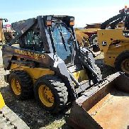 2007 New Holland LS170 Skid Steer - HIGH FLOW