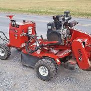 2007 Carlton SP4012 Stump Grinder Diesel Low Hours!