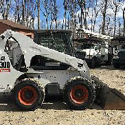 2007 Bobcat A300 All Wheel Steer Kompaktlader