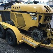 2013 Rayco RG100X Stump Grinder with Trailer