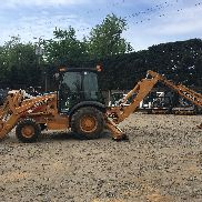 2006 Case 580M 4x4 Loader Backhoe